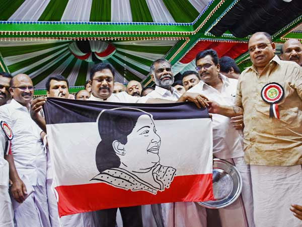 TTV Dinakaran launches new party 'Amma Makkal Munnetra Kazhagam'