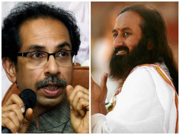 Ayodhya dispute: Thackeray slams Sri Sri, says 'he should stop interfering in Mandir matter'