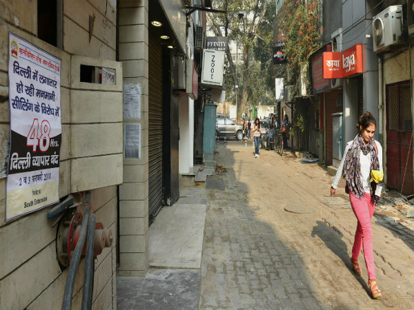 Traders in Delhi call Bandh on March 13 against sealing drive