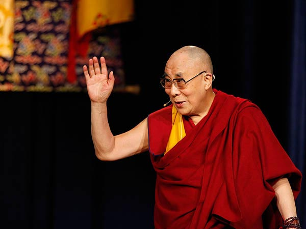 Dalai Lama Event Moved Out of Indian Capital