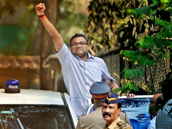 Karti Chidambaram granted permission to travel abroad, should deposit Rs 10 cr security