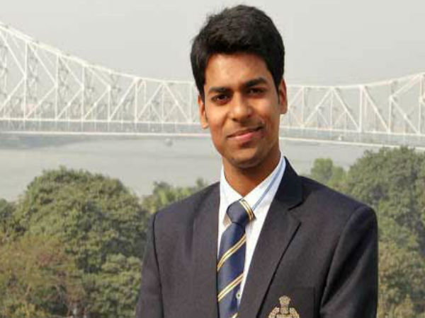 'It wasn't an easy journey, but I am happy to be here,' says UPSC topper Anudeep Durishetty