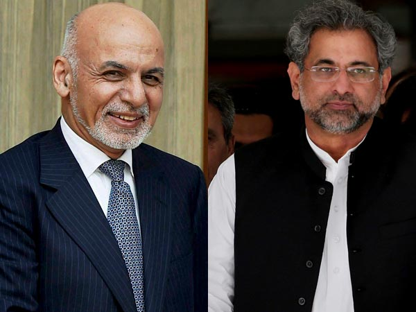 Prime Minister and Afghanistan President assessed progress