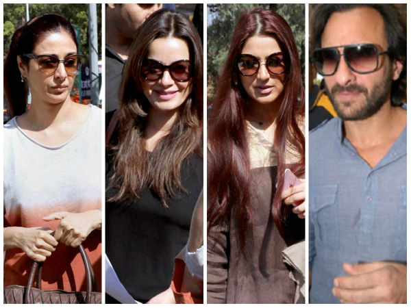 Blackbuck poaching case: Saif Ali Khan, Tabu, Neelam and Sonali Bendre acquitted