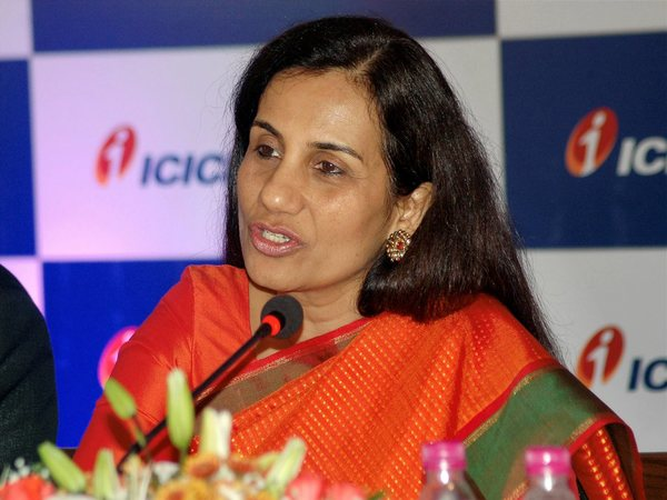 ICICI Bank's CEO and MD Chanda Kochhar