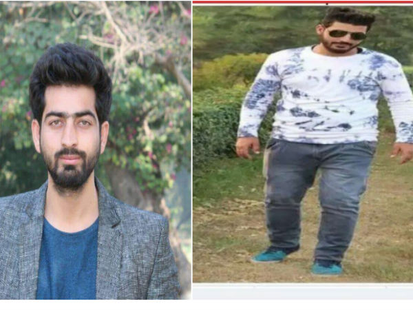 Delhi police arrests 2 Kashmiri students