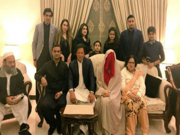 Imran Khans third marriage on sticky wicket, his pet dogs in news again