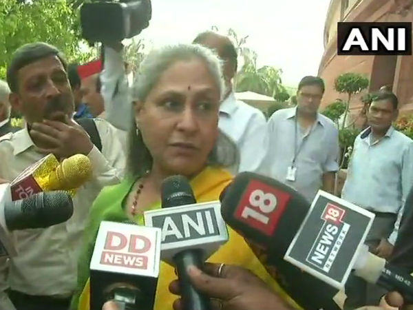 Salman Khan should be given relief, says Jaya Bachchan