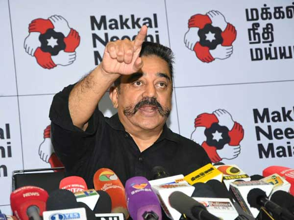 TN: Govt must form Cauvery Management Board, says Kamal Haasan