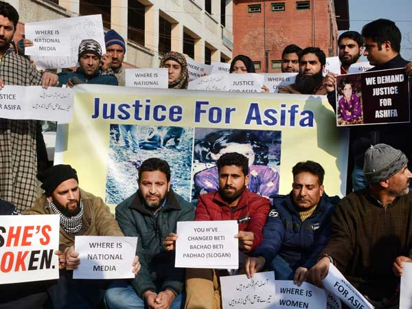 Murder, rape most foul: The death of an 8 year old divides Jammu on communal lines