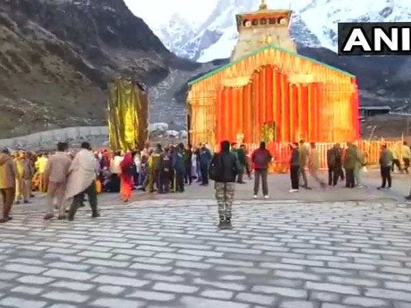 Kedarnath Temple reopens, laser show among new features for devotees