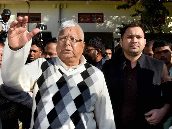 Lalu doesnt want to go back to Ranchi hospital