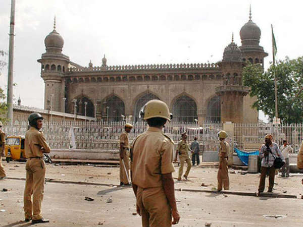 Mecca Masjid verdict has shaken the confidence of Muslim community: NGO