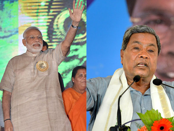 What about Modi, Siddaramaiah asks on questions of two-seat contest