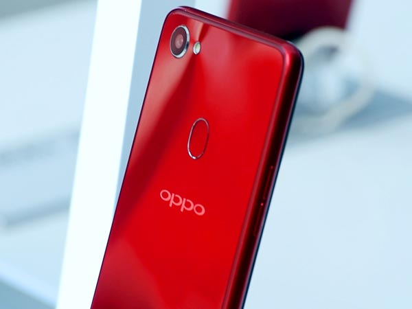 The OPPO F7 Flash Sale Observes Tremendous Response Nationwide!