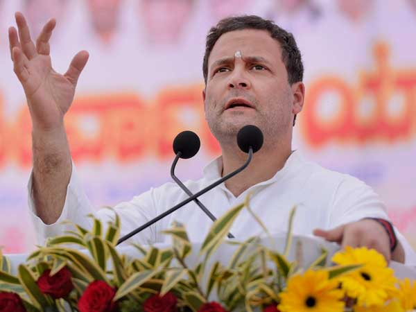 Jan Akrosh Rally: Cong will win every election, also emerge victorious in 2019, says Rahul