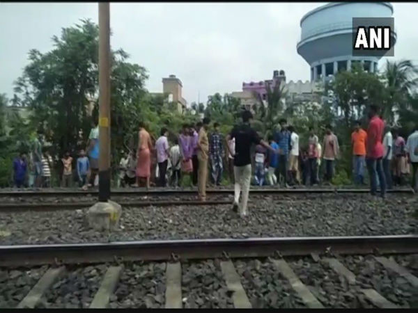 WB: One injured after an explosion at Dum Dum cantonment railway line