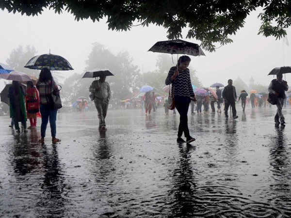 Monsoon updates: Extremely heavy rainfalls at isolated places very likely over West Madhya Pradesh