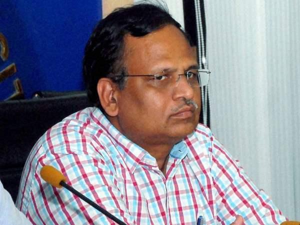 ED grills Delhi min Satyendra Kumar Jain in money laundering case