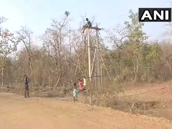 Chhattisgarh: Sukmas Naxal-affected Chintalnar village electrified after 15 years