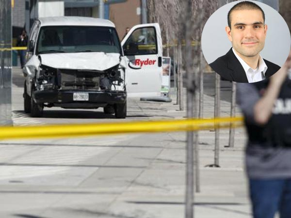 Toronto: Suspect in court today; not issue of national security, says minister
