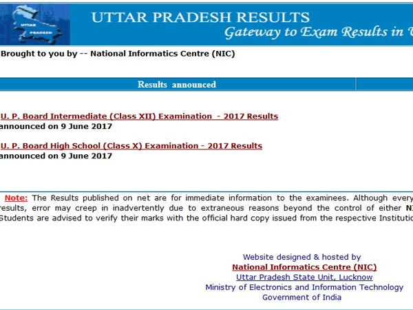 When will UP Board Results 2018 be declared: Check details here