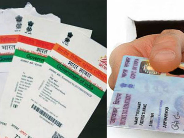 PAN card linkage with Aadhar: How punctuations, initials are a virtual nightmare