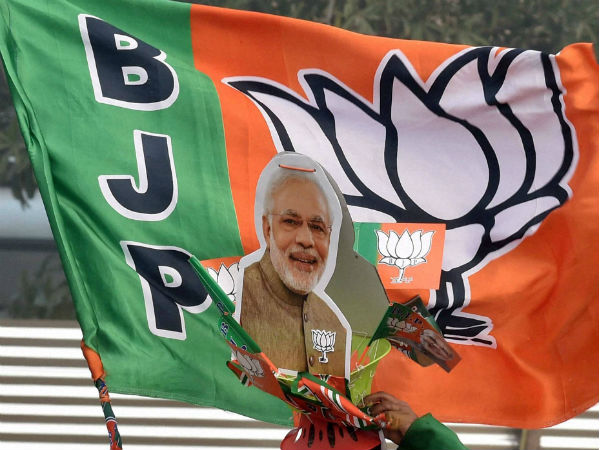 BJP sweeps Municipal Corporations elections in Jharkhand. PTI file photo