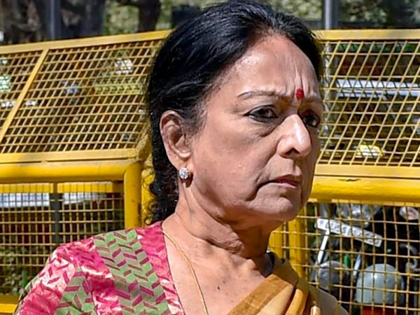 HC grants interim protection to Nalini Chidambaram in Saradha chit fund scam case