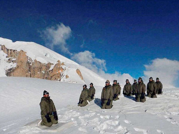 Army jawan posted in Kargil and Siyachin to get indigenous equipment soon