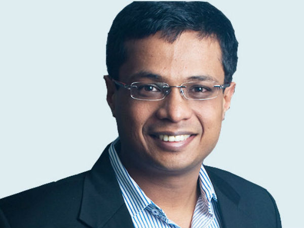 Sachin Bansal bids Flipkart farewell, says will catch up on gaming, coding