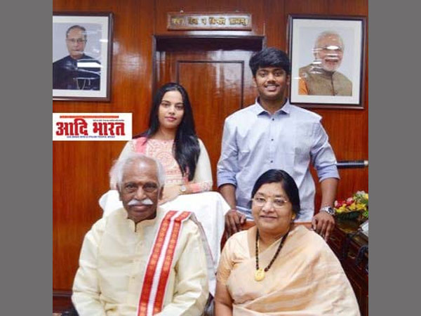 BJP MP Bandaru Dattatreya's 21 year old son dies of heart attack