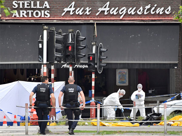Belgium: Gunman kills 2 women cops, civilian before being shot