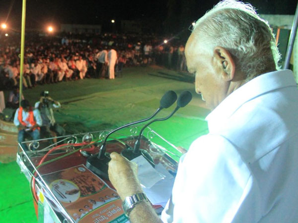 Tie hands and legs and get them to vote says Yeddyurappa