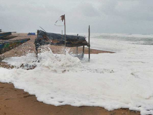 Now, Cyclone Mekunu forms in Arabian Sea