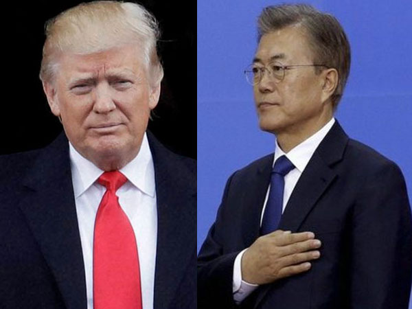 Trump to meet South Korean President Moon Jae-in at White House on May 22