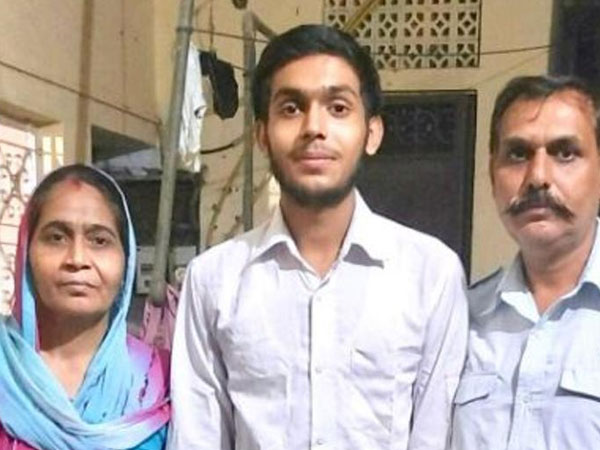 Delhi: DTC bus drivers son Prince Kumar tops CBSE Class 12 exam in science