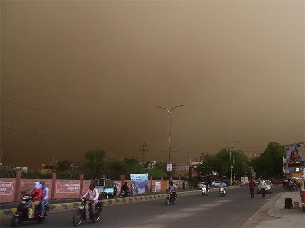 UP, Rajasthan dust storms set off by cyclonic circulation in Haryana