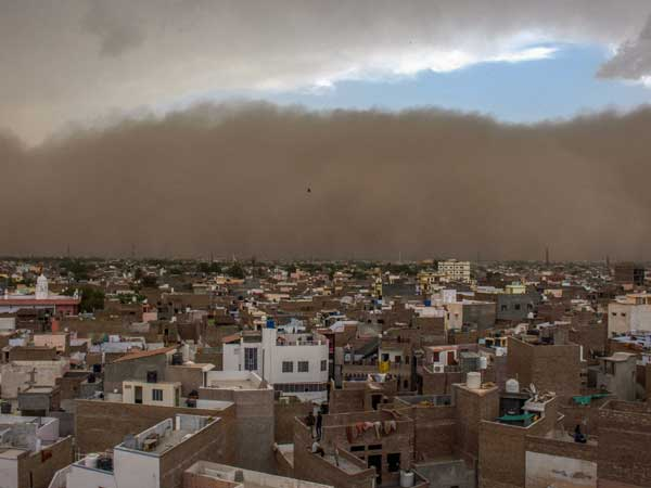 Dust storm in Rajasthan, UP: Death toll rises to 127; Another likely in 48 hours