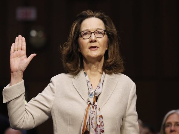 Gina Haspel confirmed as first female director of Central Intelligence Agency