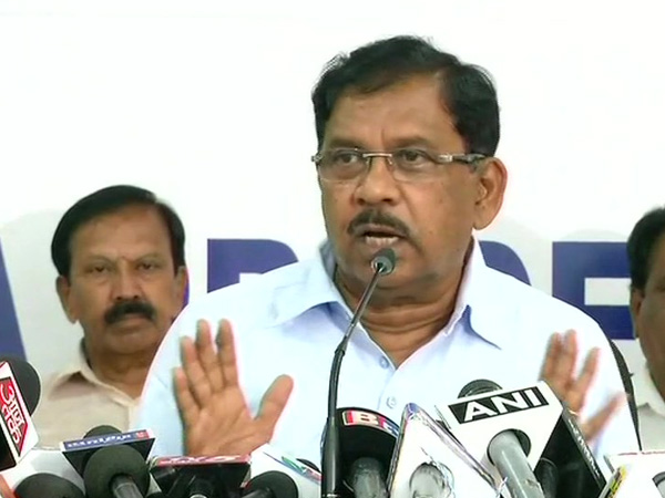 I didnt get deputy chief minister post just because I am a Dalit, says Parameshwara