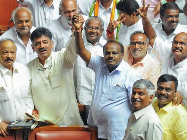 Reports of term sharing with Congress in Karnataka, bogus says Kumaraswamy
