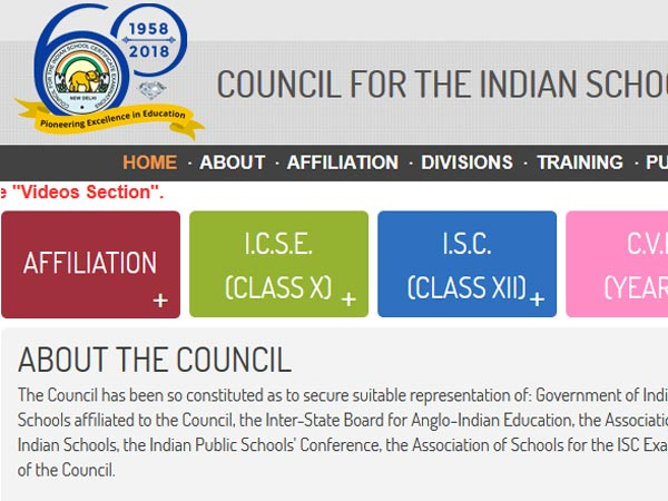 ICSE, ISC results 2019 date and time confirmed