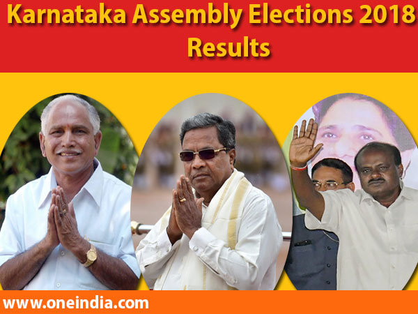 Karnataka election results 2018: Heres the list of Constituency wise winners