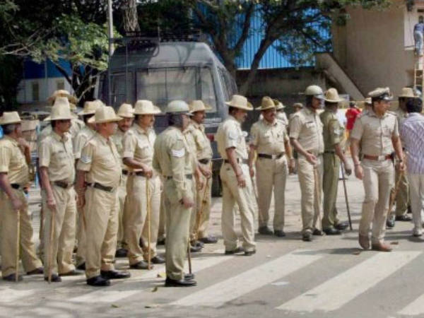 Section 144 imposed in and around Vidhan Soudha