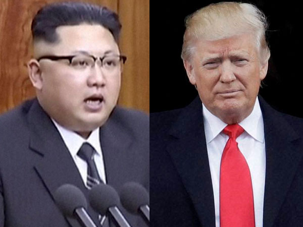 North Korean leader Kim Jong-un and US President Donald Trump. PTI file photo