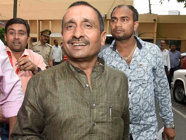 Unnao rape case:Kuldeep Sengar shifted from Unnao to Sitapur jail