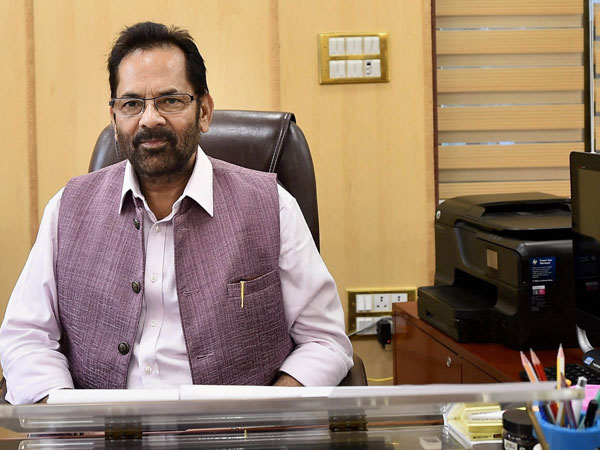 The Congress is stuck in labyrinth of its own mischief on Lingayat issue: Naqvi