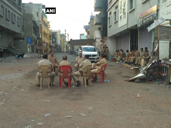 Maharashtra: Police deployed in violence-affected area of Aurangabad; Section 144 imposed