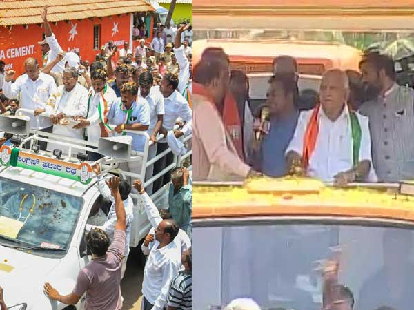 Karnataka polls: How the two CM contenders campaigned on the last day